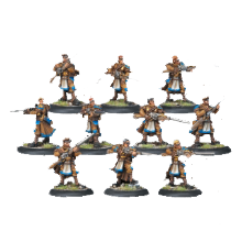 Cygnar Long Gunner Infantry (10)